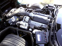 1992 Chevrolet Corvette Coupe, Picture of 1992 Chevrolet Corvette Base, engine