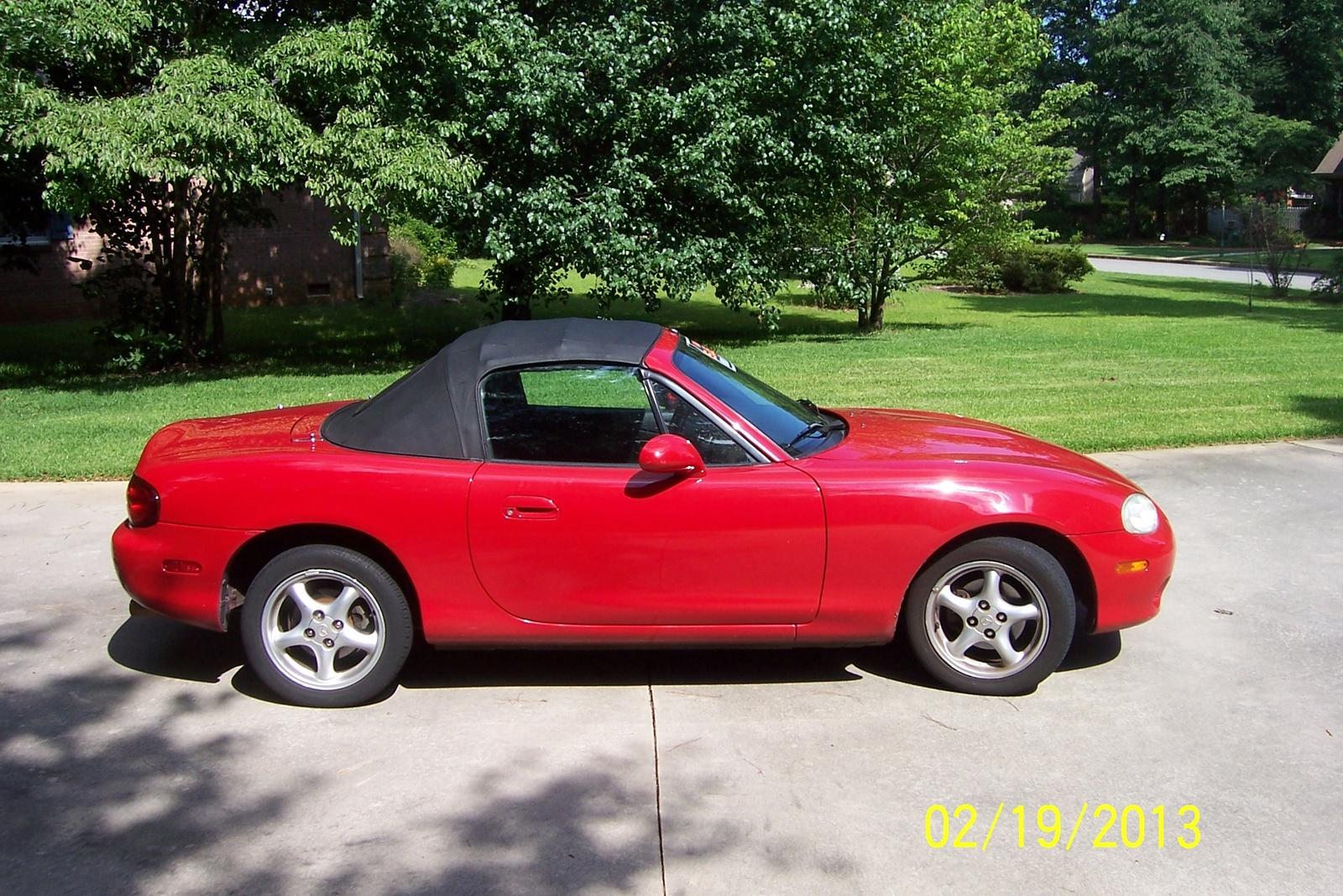 2002 Mazda Mx 5 Miata Pictures Cargurus