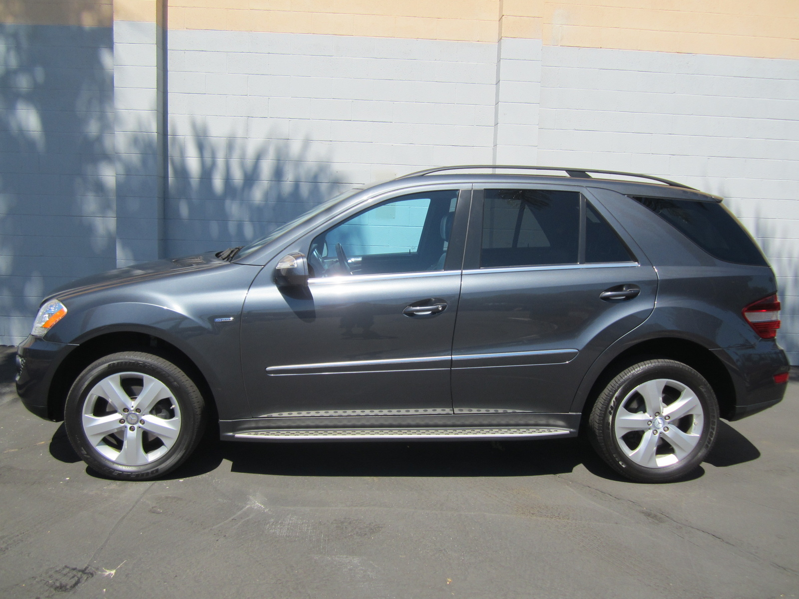 2010 mercedes benz ml350 bluetec