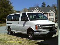 Picture of 2001 Chevrolet Express G2500 LS Passenger Van, exterior