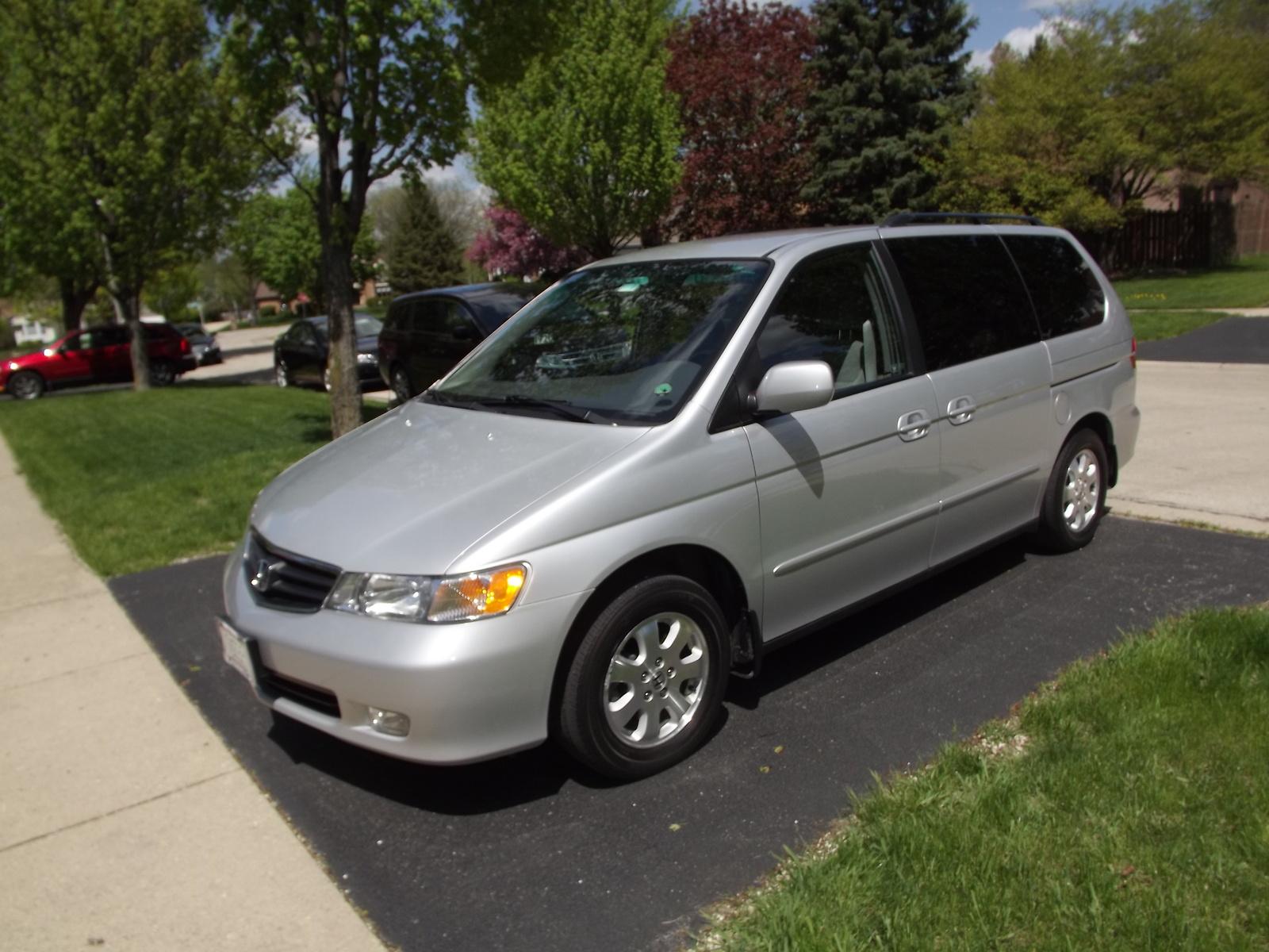 2006 Honda Odyssey Specifications