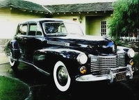 1938 Cadillac Sixty Special Overview