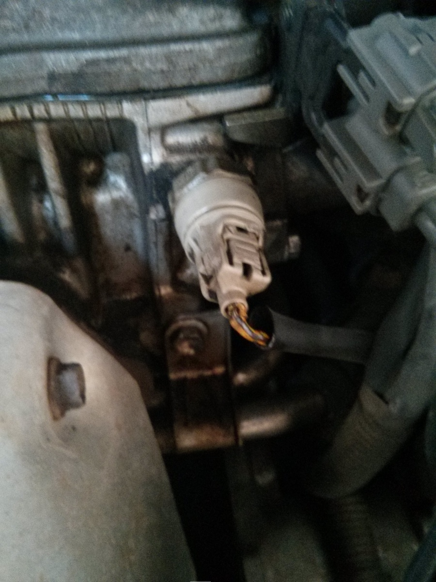 Toyota Camry Le Pic on Ford 4 6 Coolant Temp Sensor Location