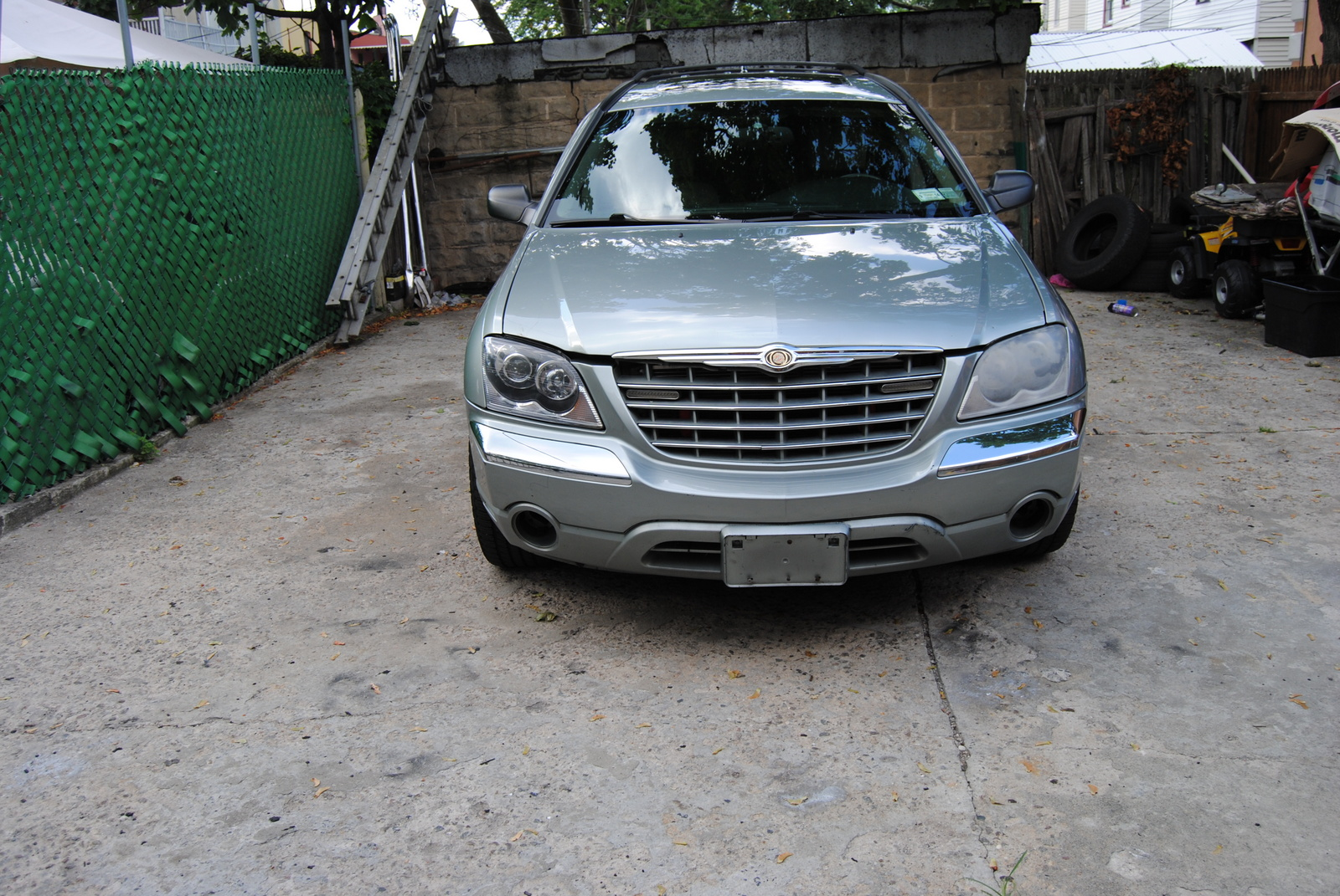 2004 chrysler pacifica exterior pictures cargurus. Cars Review. Best American Auto & Cars Review