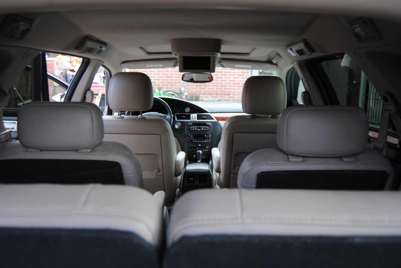 Chrysler Pacifica Base Awd Pic