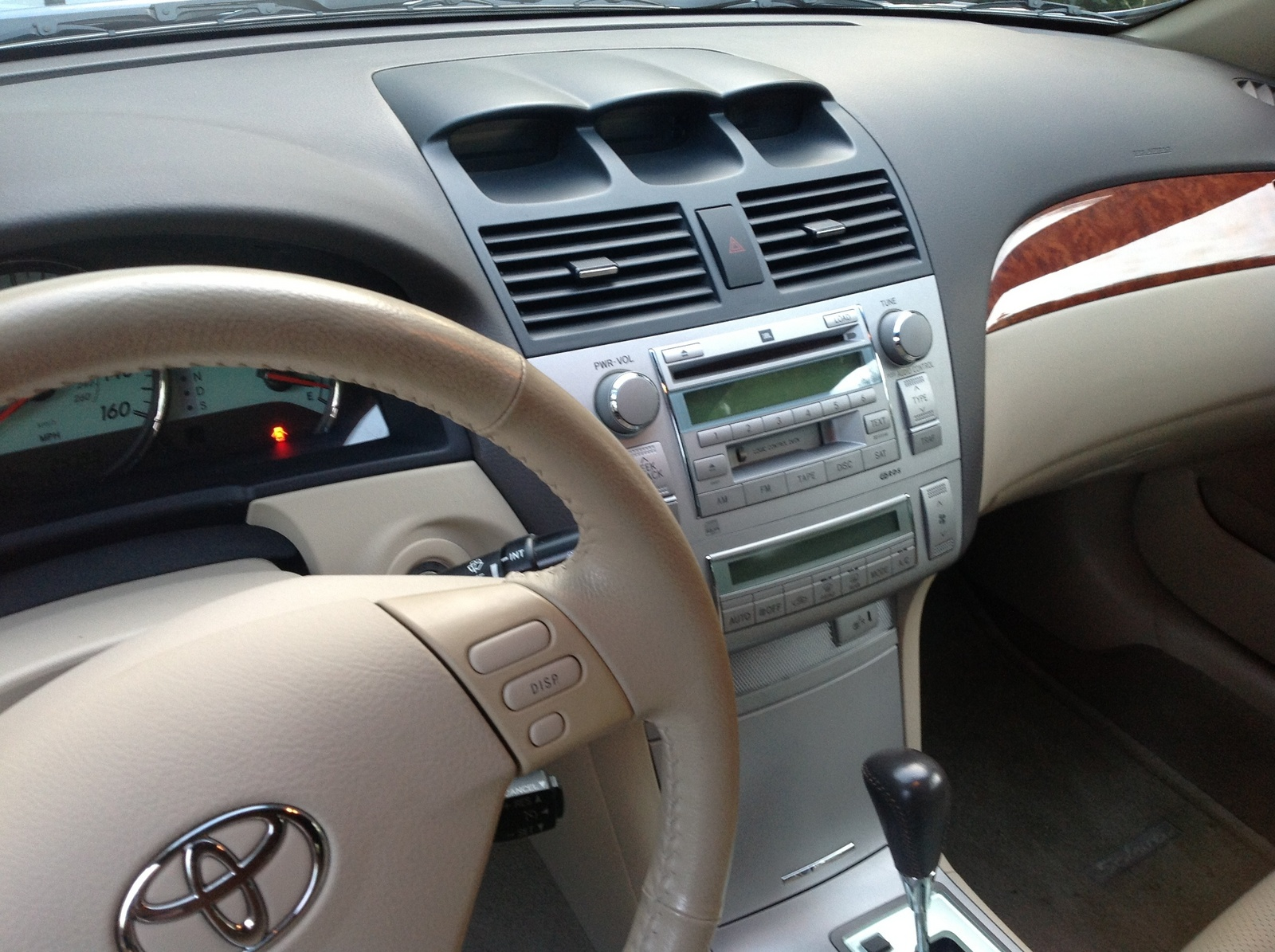 Honda Cars Of Corona >> 2006 Toyota Camry Solara - Interior Pictures - CarGurus