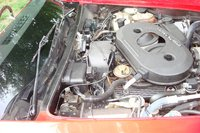 1982 Chevrolet Corvette Coupe, Picture of 1982 Chevrolet Corvette Base, engine