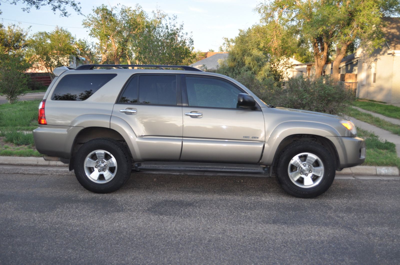 toyota 4runner 2008 limited edition