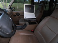Picture of 1996 Land Rover Discovery 4 Dr SD AWD SUV, interior