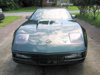 1993 Chevrolet Corvette Coupe, Picture of 1993 Chevrolet Corvette Base, exterior