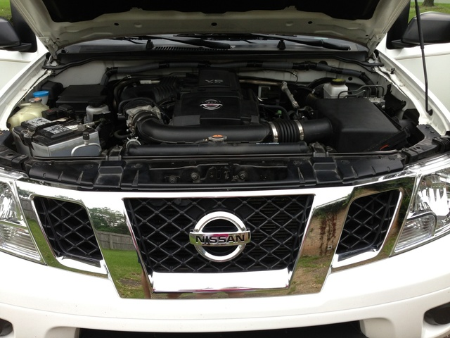 Picture of 2012 Nissan Frontier SV V6 King Cab, engine, gallery_worthy