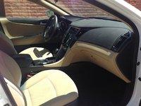 2011 Hyundai Sonata GLS, Front Interior, interior, gallery_worthy