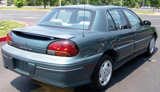 Ford Dealers Phoenix >> 1996 Pontiac Grand Am - Pictures - CarGurus