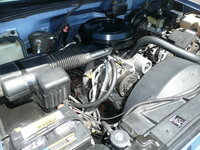 1995 GMC Suburban K1500 4WD, Picture of 1995 GMC Suburban 4 Dr K1500 4WD SUV, engine