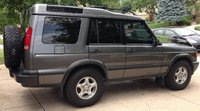 2002 Land Rover Discovery Overview