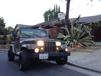 Picture of 1991 Jeep Wrangler Sahara, exterior