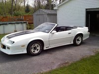 Picture of 1991 Chevrolet Camaro RS Convertible, exterior