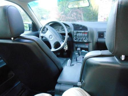 Picture of 1992 BMW 3 Series 325is Coupe RWD, interior, gallery_worthy