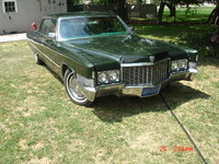 1970 Cadillac Fleetwood Overview