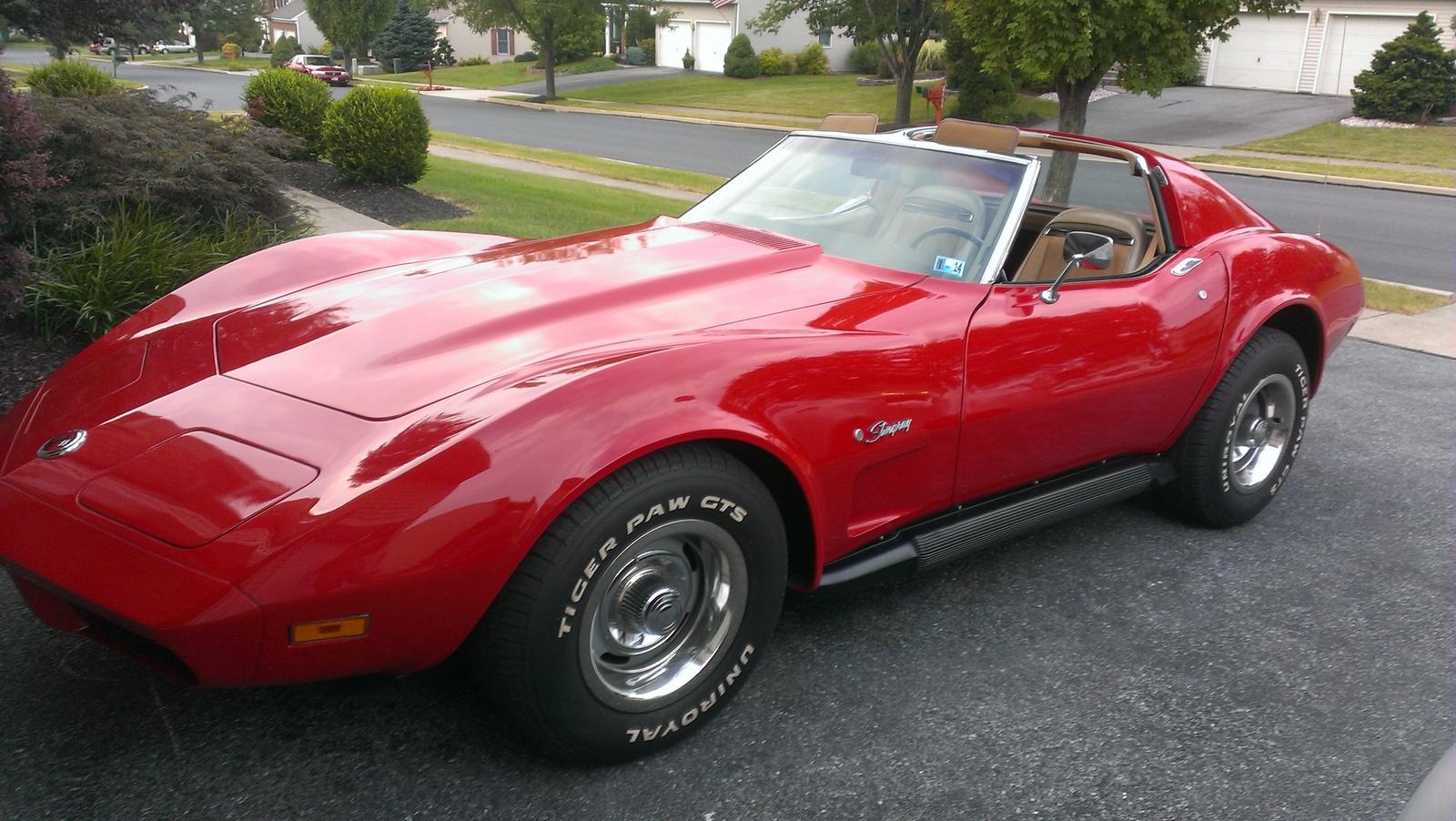 1974 Chevrolet Corvette Pictures Cargurus