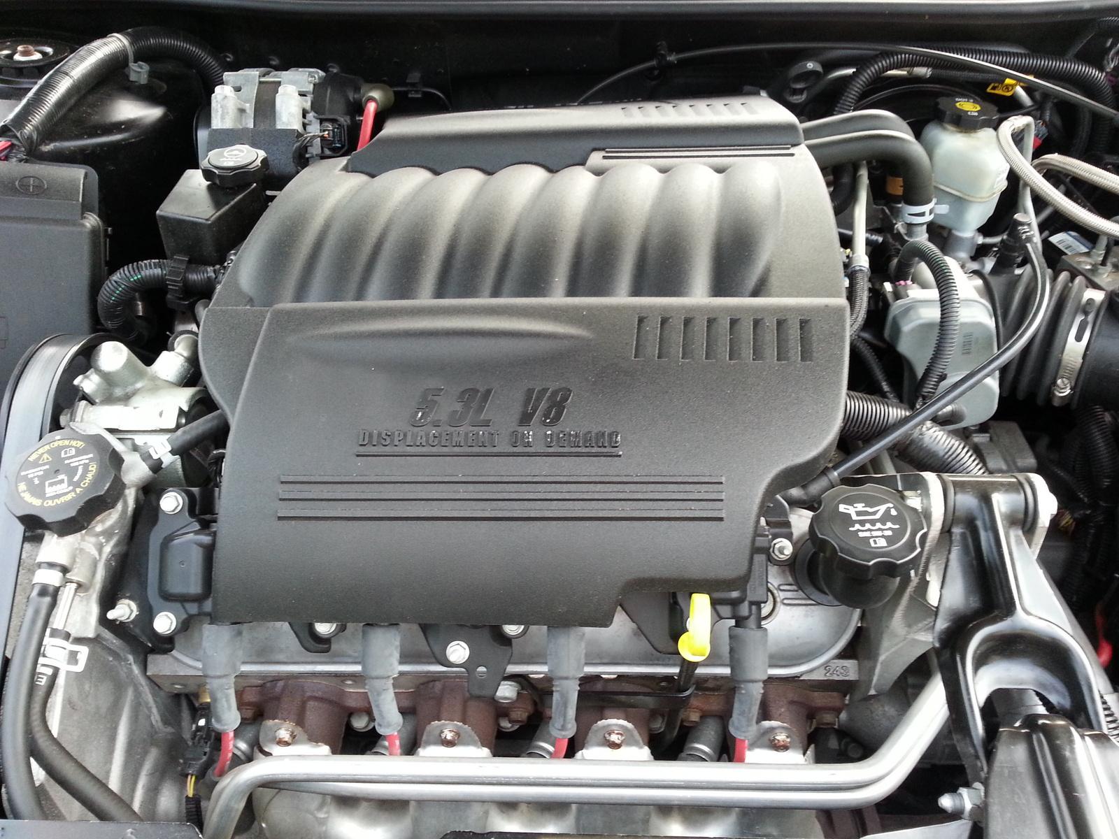 picture of 2006 chevrolet impala ss engine. Black Bedroom Furniture Sets. Home Design Ideas
