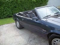 1983 Ford Mustang LX Convertible picture, exterior