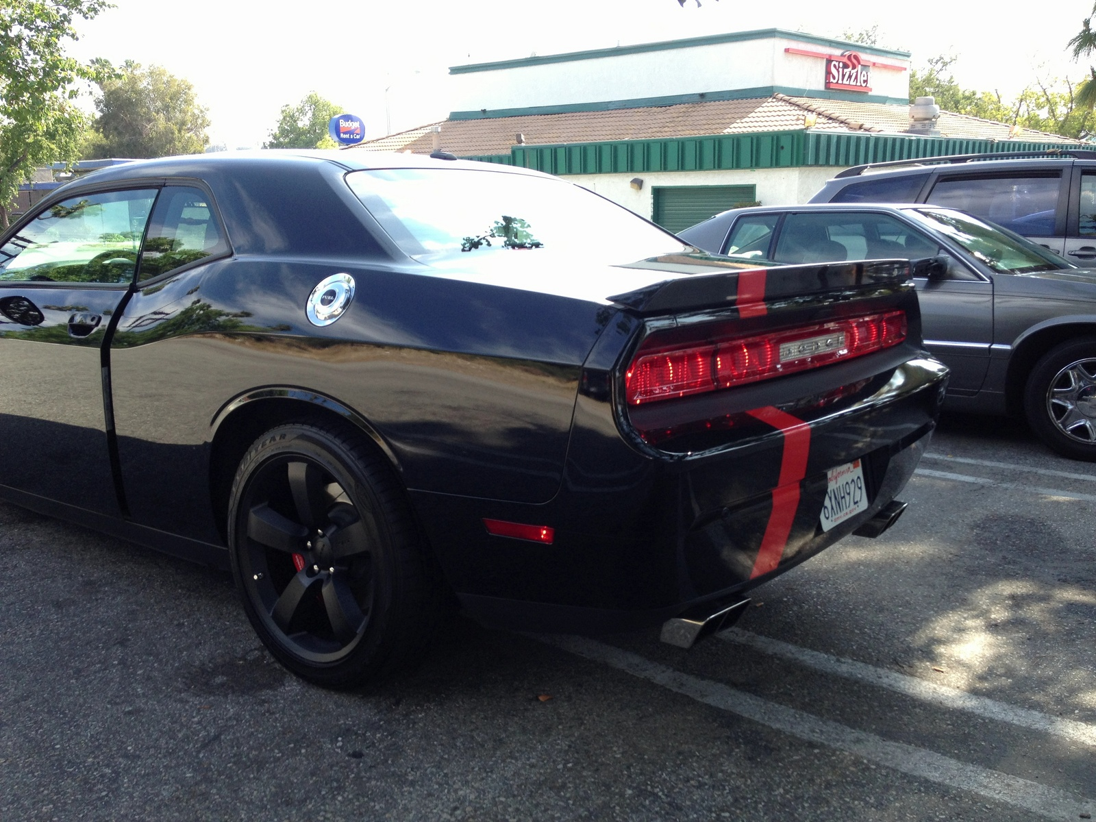 picture of 2013 dodge challenger srt8 exterior. Cars Review. Best American Auto & Cars Review