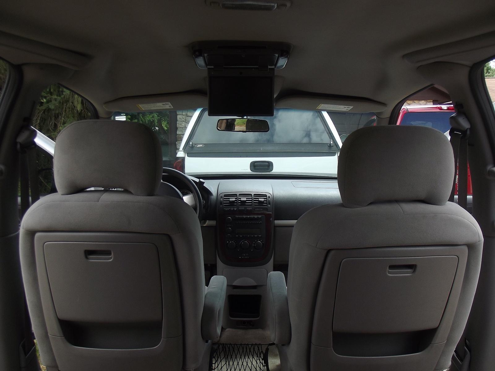 2006 Chevrolet Uplander Interior Pictures Cargurus