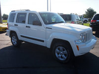2010 Jeep Liberty Sport 4WD picture, exterior