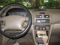 Picture of 1998 Toyota Corolla CE, interior
