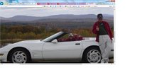 Picture of 1991 Chevrolet Corvette Convertible, exterior