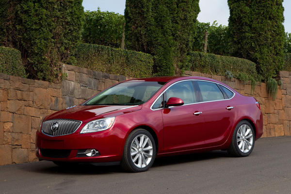 Picture of 2013 Buick Verano