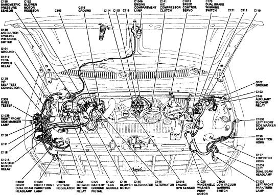 Ford E350 Engine Diagram Wiring Schematicsrh6mhawepromfiltertechnikde: Ford F350 Engine Diagram At Gmaili.net