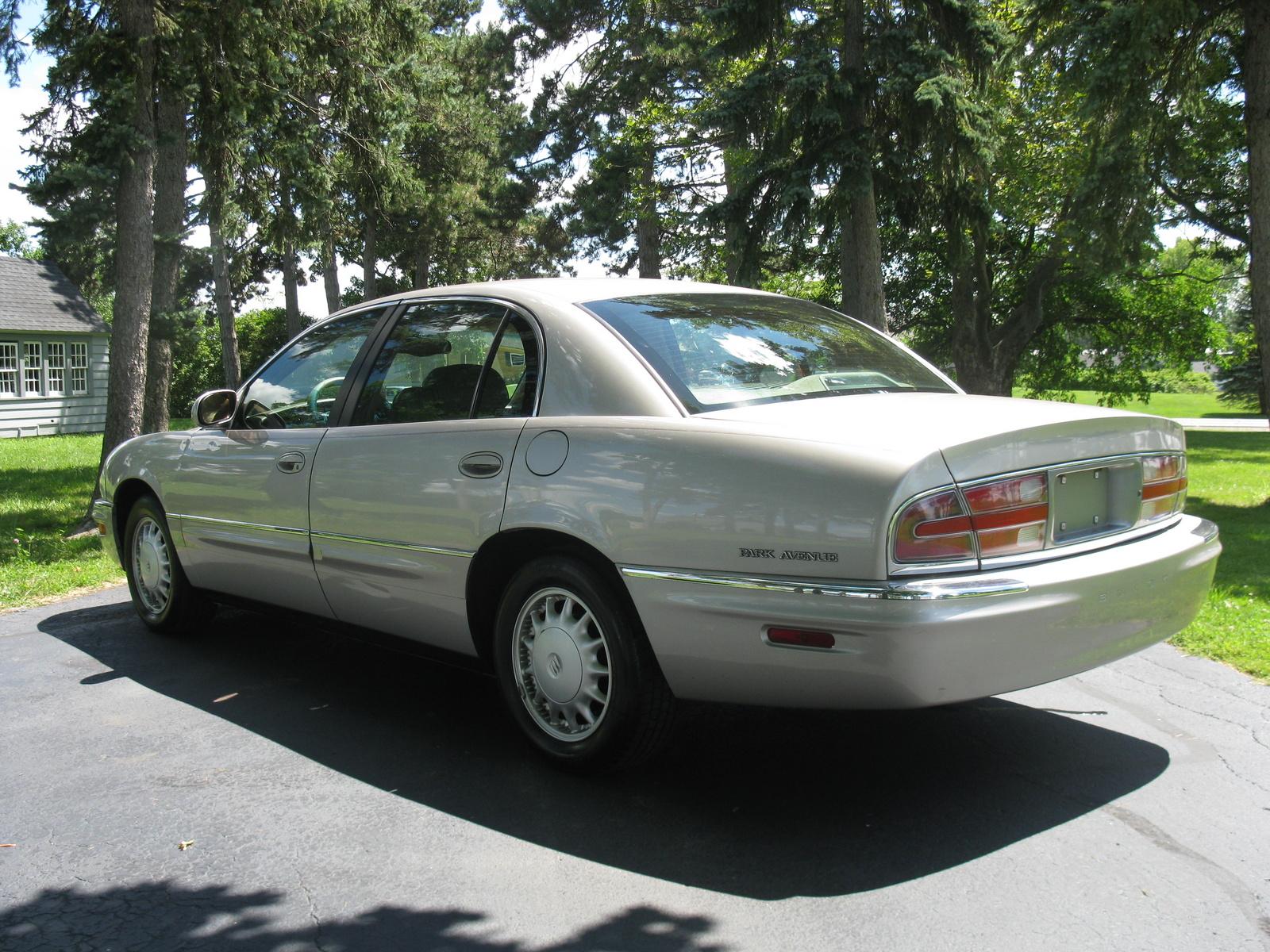 1998 Buick Park Avenue Pictures Cargurus
