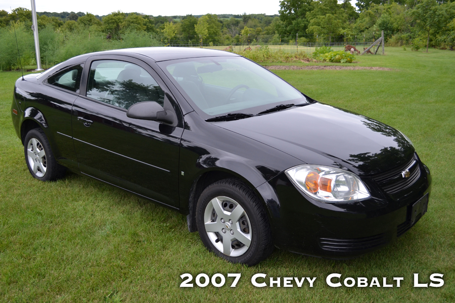 2007 chevrolet cobalt ls 2dr coupe autos post. Black Bedroom Furniture Sets. Home Design Ideas