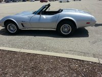 Picture of 1974 Chevrolet Corvette 2 Dr STD Convertible, exterior