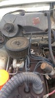 Picture of 1963 AMC Rambler American, engine
