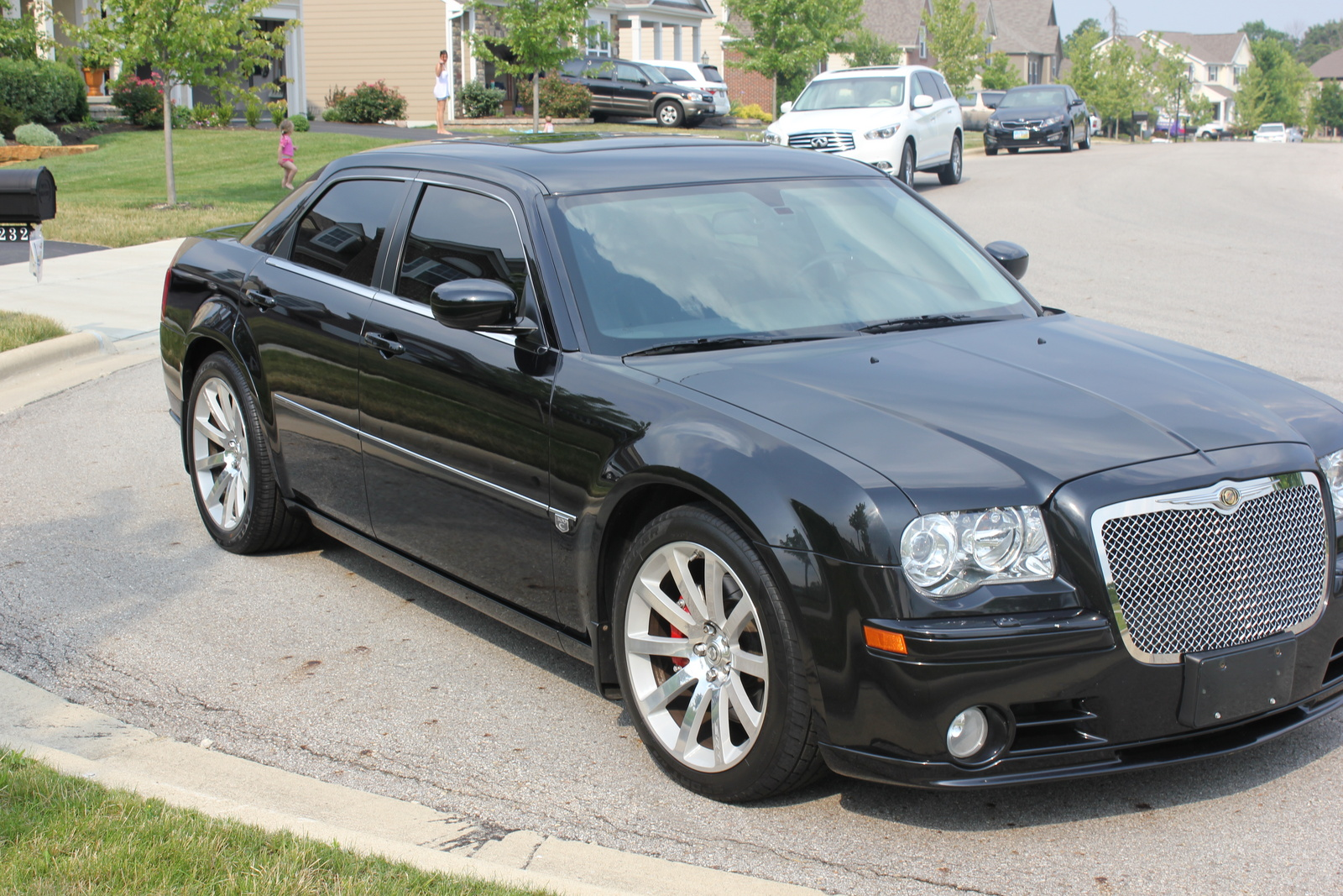 2006 Chrysler 300c Srt 8 Pictures Cargurus