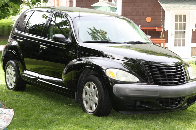 2001 Chrysler Pt Cruiser - Pictures