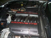 Picture of 2001 Chevrolet Corvette Convertible, engine, gallery_worthy