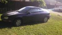 Picture of 1995 Mazda MX-3 2 Dr STD Hatchback, exterior