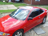 Picture of 2001 Chevrolet Cavalier Z24 Coupe, exterior, gallery_worthy