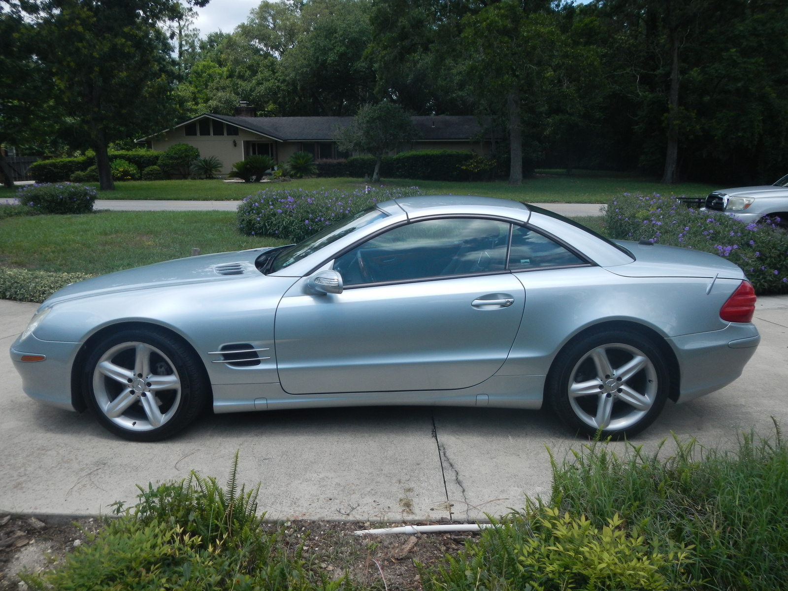 2005 mercedes benz sl class pictures cargurus for Mercedes benz sl500 price