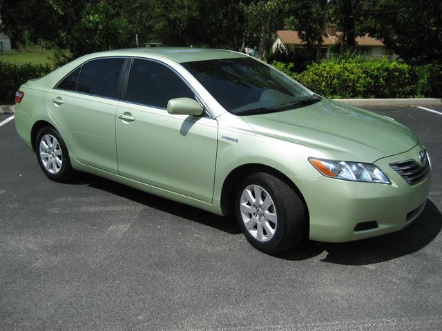 Foto de un 2007 Toyota Camry Hybrid FWD