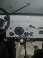 Picture of 1973 Jeep CJ5, interior