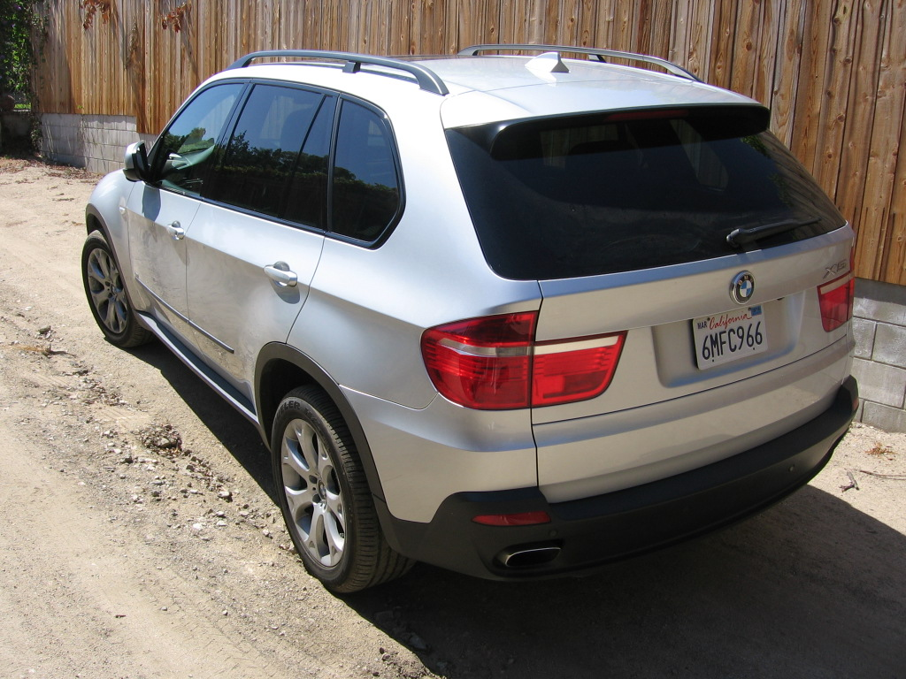 picture of 2008 bmw x5 exterior. Black Bedroom Furniture Sets. Home Design Ideas