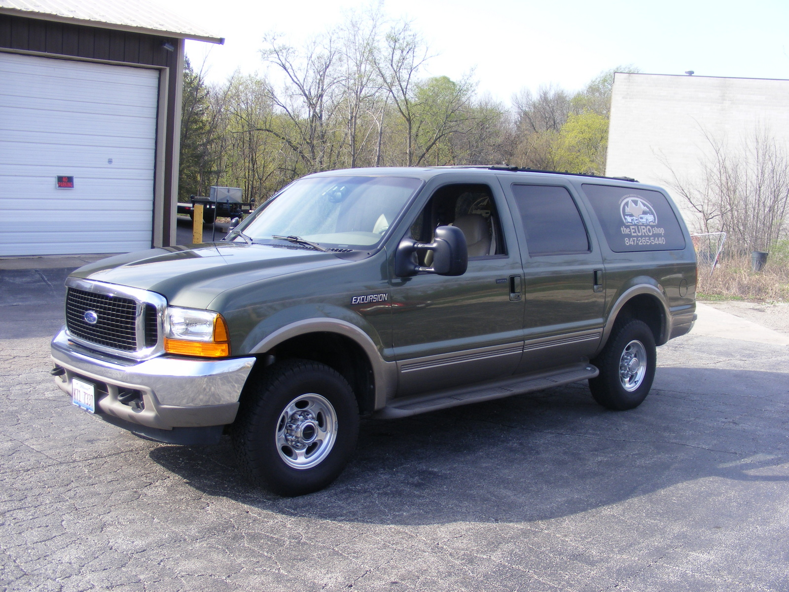 2000 Ford Excursion Pictures Cargurus