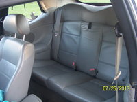 Picture of 2002 Volkswagen Cabrio 2 Dr GLX Convertible, interior