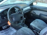 Picture of 1997 Toyota Tercel 4 Dr CE Sedan, interior, gallery_worthy