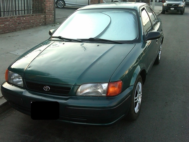 Picture of 1997 Toyota Tercel 4 Dr CE Sedan, exterior
